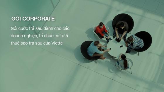Hồ sơ áp dụng khách hàng doanh nghiệp đăng ký trả sau Viettel