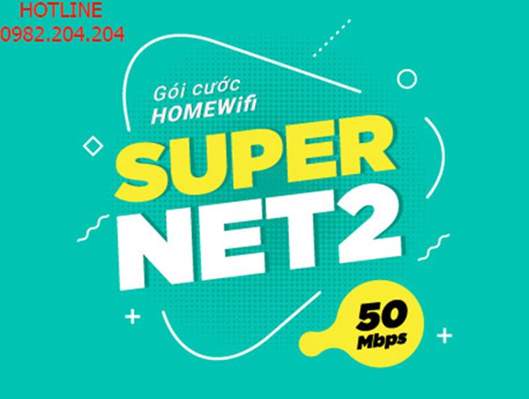 Giải Pháp Sử Dụng Wifi Tốt Nhất 2021 Với Gói supernet 2 viettel