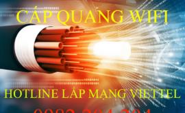 Đăng Ký Lắp Đặt Mạng Internet Cáp Quang Wifi Viettel 2021 Với 58 Gói Cước