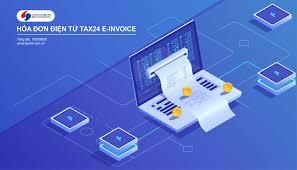 Hóa đơn điện tử Tax24 E-invoice