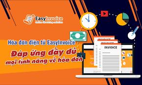 Hóa đơn điện tử easyinvoice