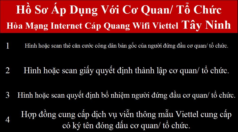 Đăng ký internet Viettel Gò Dầu Tây Ninh